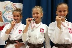 Mistrzostwa Świata Karate FSKA w Londynie